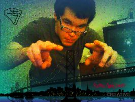 My Very First Time Using Webcam Video Effects. by TheSkull31