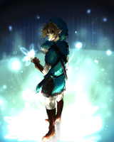 Fairy Fountain by Aurellien