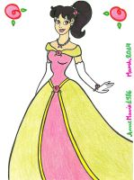 Princess Heba by AnneMarie1986