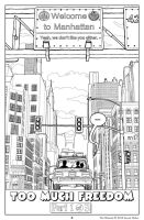 The Wastrels-Page4 Inking by UberWastrel