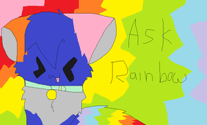 ASK RAINBOW!! by JJ-cat