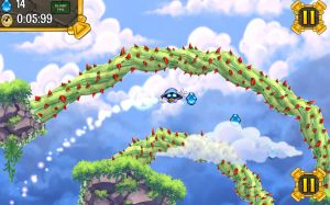 Skyjumper Screenshot by ArtByElde