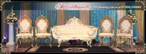 Wedding stages by Williamrubixion