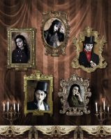 The Family by vampirekingdom