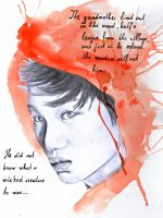 Storytelling | EXO: Little Red Riding Hood I by chihimchi