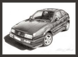VW Corrado FINAL by Regius