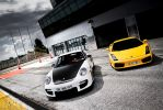 GT2RS or Gallardo? Make your choice! by alexisgoure