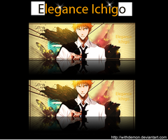 Elegance Ichigo by WithDemoN