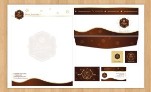 Desert Menu stationary by syedmaaz