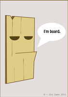 Bored Board by GioIlCavaliere
