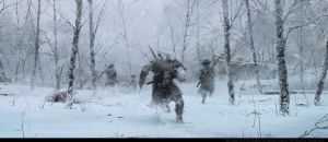 Battle Charge by wwudesign