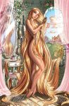 Rapunzel FF 2011 by J-Scott-Campbell