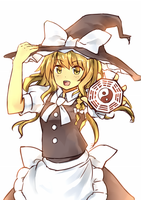 marisa by MUSHIboyHANN