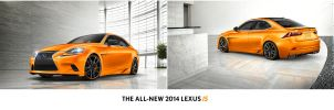 Lexus IS F-Sport SEMA Contest Entry by FordGT