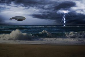 Into the storm by jackDENIelS