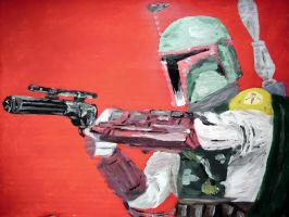 Boba Fett by CpointSpoint