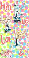 Vocaloid - Hello Laughter by ReeVee-tan