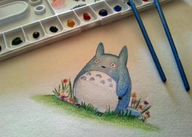 My Neighbor Totoro by StaticMachine