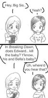 Messing With Breaking Dawn by mortician-apprentice