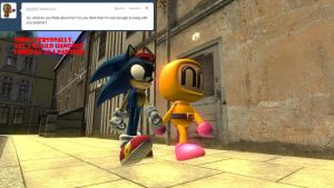 Ask Sonicdevil Answers 4 by sonicdevil18