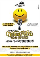 Stand UP Comedy by firebritO