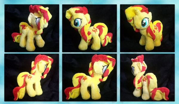 Sunset Shimmer by fishiewishes