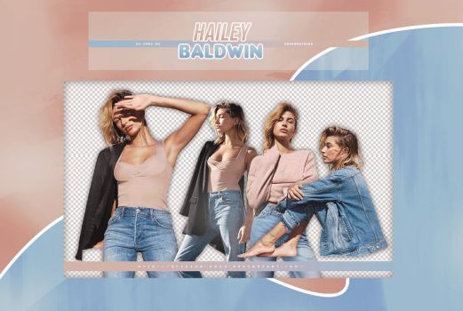 PACK PNG 21 // HAILEY BALDWIN by ELISION-PNGS