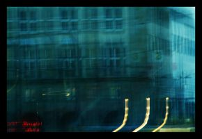 A City in Stereo II. by FaiblesseDesSens