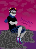 Young Eridan Character Sheet by Enacragus