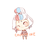 USD adopt: Cotton Candy by caoffeine