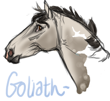 Goliath by ShiaWolfe