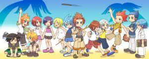 KH Group by ShadAmy131