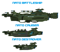 NATO Battleship by Luckymarine577