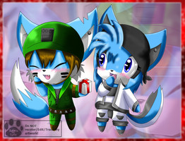 :Ce: For you my dear by Peridotty