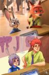 Zootopia by Jell1Patty