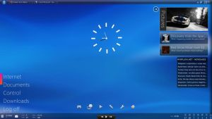 New Desktop with Omnimo by danieliop