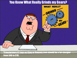 You Know What Really Grinds my Gears? 19 by darthraner83