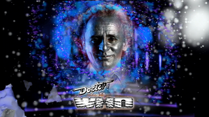 50th Anniversary Sylvester McCoy Wallpaper by theDoctorWHO2