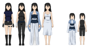 .: xia- outfits :. by Ximona