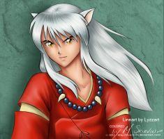 Color Me InuYasha by M-Skirvin