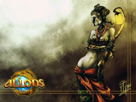 Allods online wallpaper by tttroy