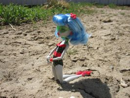 MH Ghoulia Beach Time 7 by immortalmina