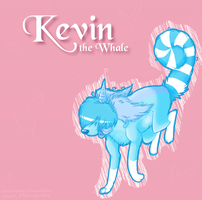 Kevin the Whale by Bleu-Foxx