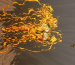 Collab: Human Torch by claes-gascogne