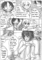 Dorm Room 174 Page 2 Meets Pcychological Thriller? by UchaNekome