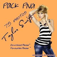 Taylor Swift Pack PNG by CammCountry