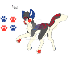 Flynn, An Open Adopt! ..::CLOSED::.. by love-the-adopts