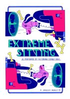 EXTREME SITTING by laresistance