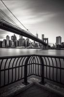 NYC: Fulton Ferry by sensorfleck