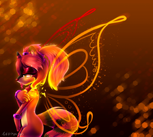 :The Butterfly Effect: by chillis-art